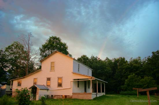 amish house design